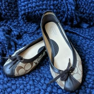 BRAND NEW COACH SHOES Size 10